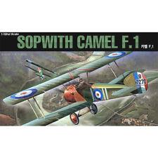Academy 1/32 SOPWITH CAMEL F.1 12109 Aircraft Plastic Model Kit