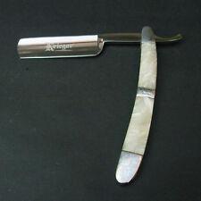 1| Rasoir_Droit Coupe-chou Rasage_Neuf rasage de la barbe-Rasoir mécanique