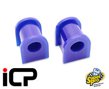 Superpro Front Anti Roll Bar Poly Bushes 20mm Fits: Toyota MR20 SW20 92-01