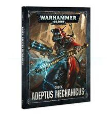 Warhammer 40k 8th Edition Codex: Adeptus Mechanicus Book NEW (40-05-60)