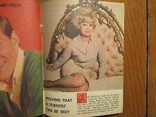 Je-1966 Washington Evening Star TV Mag(SIDONIE BOND/ALICE KESSLER/ELLEN KESSLER)