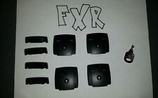 Fxrp saddlebag latches fxrt fxrs fxr police latche buckles nos
