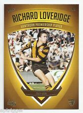 2011 Select Hawthorn Heritage Premiership Player (069) Richard LOVERIDGE