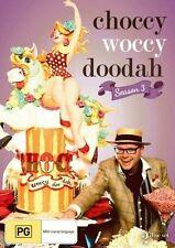 Choccy woccy doodah :Season 3 (DVD, 2 Disc) BRAND NEW cooking chocolate show!