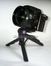 Olivon pistol grip / mini table top tripod for cameras and camcorders. Video pin
