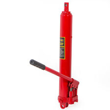 8 ton Long manual Hydraulic Ram Jack Double Pump Engine Lift Cherry Picker