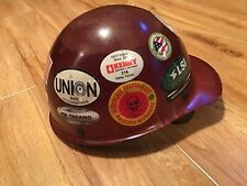 New listing Msa Skullgard Hard Hat Size L Large Adjustable Helmet