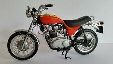 minichamps classic bike series 43 triumph hurricane x75 1973 1/12 scale diecast