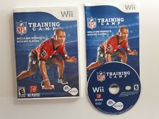 EA Sports Active: NFL Training Camp (Nintendo Wii, 2010) CIB FREE SHIPPING FAST!
