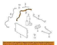 AUDI OEM 02-03 A4 A/C Condenser Compressor Line-AC Hose 8E1260740