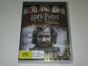 Harry Potter And The Goblet Of Fire - Brand New & Sealed - Region 4 - DVD