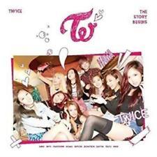 K-pop CD TWICE 'The Story Begins'