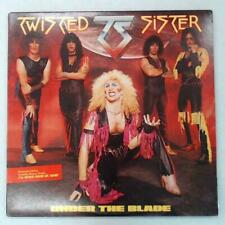 Twisted Sister Under The Blade Used Vinyl LP