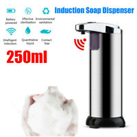 Automatic Foam Soap Dispenser Infrared Sensor Hands Free Touchless Hand Washer