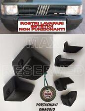 FIAT PANDA 4X4 OLD 141a ROSTRI LAVAFARI ESTETICI NON FUNZIONANTI