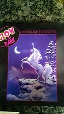 MOONLIGHT UNICORN 550 PIECE GLOW IN THE DARK JIGSAW PUZZLE