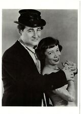 "Sid Caesar & Imogene Coca - New Postcard - Out of print - ""Your Show of Shows"""
