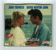 MAXI CD OST GREASE SUMMER NIGHTS (MARTIAN REMIX) 20TH ANNIVERSARY