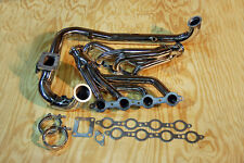Turbo Kit Hot Parts T4 LS1 LS2 LS3 LS6 LS7 LSx Turbocharger Stainless 1000HP