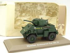 Atlas Militaire Armée 1/43 - Humber Armoured Car MKIV