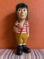 "El Chavo Chespirito Figure Vinilos Romay Mid 70's Original Mexico 6"""
