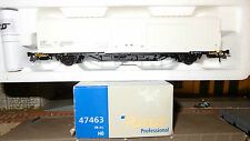 ROCO 47463 Carro refrigerante a due assi LIVREA BIANCA delle DB