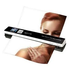 Portable Skypix TSN480 CIS Handyscan JPEG/ PDF Document Color Handheld Scanner