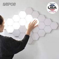 Quantum Lamp LED Hexagonal Lamps Modular Touch Sensitive Lighting Night Light US