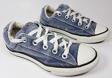 Converse All Star denim trainers UK 1 Eu 33