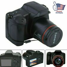 Digital Camera 2.4 Inch TFT LCD Screen HD 16MP 1080P 16X Zoom Anti-shake