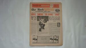 THE HOCKEY NEWS January 21 1967 Vol.20 #15 Bobby Hull Ed Giacomin Great Stories
