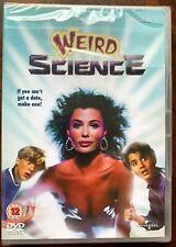 Weird Science (1985) Region 4 DVD John Hughes Anthony Michael Hall