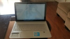 """HP Envy M6 15.6"""" 2 CoreS FX8800P 2.10GHz 6GB RAM 14' Win 10 1TBHDD Touch Screen"""