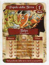 figurina - CARD GORMITI - SERIE 1 TALPS