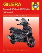 Gilera: Runner, DNA, Ice & SKP/Stalker 1997 to 2011 (Haynes Service & Repair Man