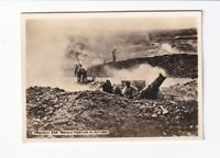 "Foto 1. Weltkrieg French ""220"" Trench Mortar In Action"