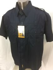 New Propper F531250 Men's Tactical Shirt - Short Sleeve Black 2Xl