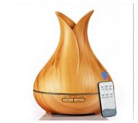 Humidificateur d'air ultrasonique, diffuseur d'huile essentielle en arôme avec G