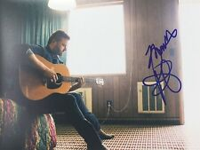 Randy Houser Signed 8x10, How Country Feels, Goodnight Kiss, Like a Cowboy Auto