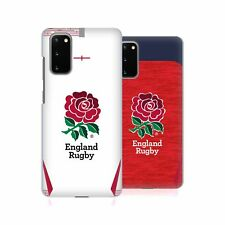 OFFICIAL ENGLAND RUGBY UNION 2019/20 KIT HARD BACK CASE FOR SAMSUNG PHONES 1