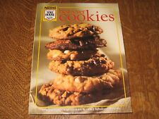 """""""NESTLE TOLL-HOUSE BEST-EVER COOKIES"""" COOKBOOK-SO WONDERFUL WITH DELISH RECIPES!"""
