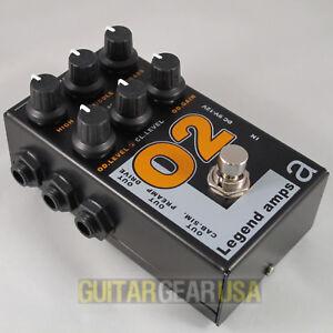 AMT Electronics Guitar Preamp O-2 (Legend Amp Series 2)