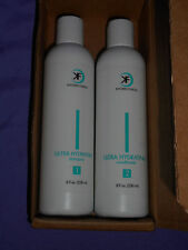 NEW KIYOSEKI CRYSTAL FUSION ULTRA HYDRATING SHAMPOO & CONDITIONER SET 8 OZ