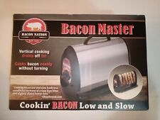 Bacon Nation Bacon Master Oven Cooker Low Grease Electric Countertop