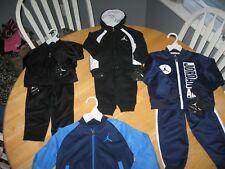 AIR JORDAN Boy's Warm-Up Set, Sizes 6-9M, 12M, 2T,&3T, NWT,MSRP-$44-$48