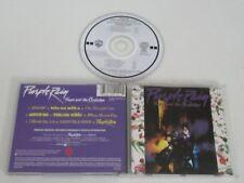 PRINCE & THE REVOLUTION/PURPLE RAIN(WARNER BROS. 7599-25110-2) CD ALBUM