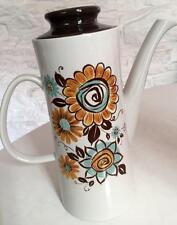 Coffee Pots British Date-Lined Ceramics (1960s & 1970s)
