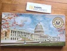 Washington Scene Board Game 1977 Groovy Games