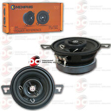 MEMPHIS 3.5-INCH 2-WAY CAR AUDIO COAXIAL SPEAKERS (PAIR) 3-1/2""