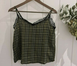 COTTON ON Singlet Top - Size XS